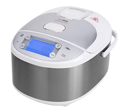 Robot de Cocina Inteligente Superchef CF105S2, 11 funciones de cocción, programable 24 horas,