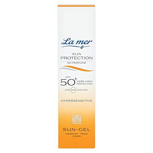 La mer Sun-Gel SPF 50+ Gesicht 50 ml ohne Parfum