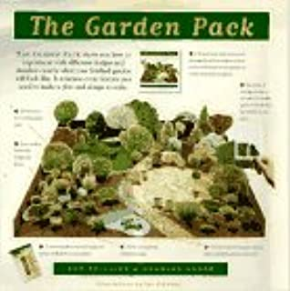 The Garden Pack: The Only Three-Dimensional Planning Kit That Allows You to Create Different Designs for Your Ideal Garden