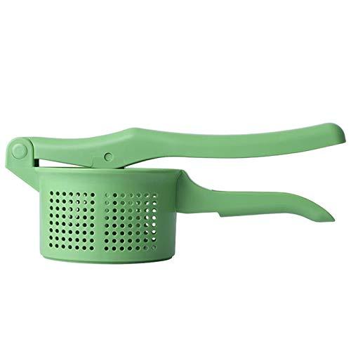 TOPSALE Gemüse Trockner, 1,2 L Salat Schleuder mit Integriertem Design, Geeignet zum Auspressen Von Wasser im Einer Vielzahl Von Haushalts Gemüsen