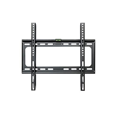 VERDELZ El Soporte Universal para TV montado en la Pared es Adecuado para televisores Planos/curvos de 20 a 60 Pulgadas, Adecuado para Salas de Estar y dormitorios Familiares y Puede soportar 60 kg