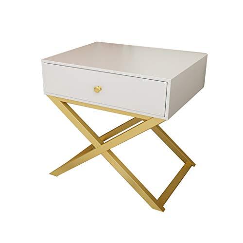 JIA JU Persönlichkeit W / 1 Nachtschrank Schrank Bettmöbel Holz Nachttisch Beistelltisch/Nachttisch, Beistelltisch/Couchtisch, Einfacher Nachtstand, Bettschrank