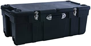 plastic travel trunks