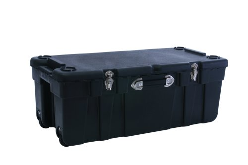 J. Terence Thompson 2851-1B Large 37-by-17-1/2-by-14-Inch Wheeled Storage Trunk