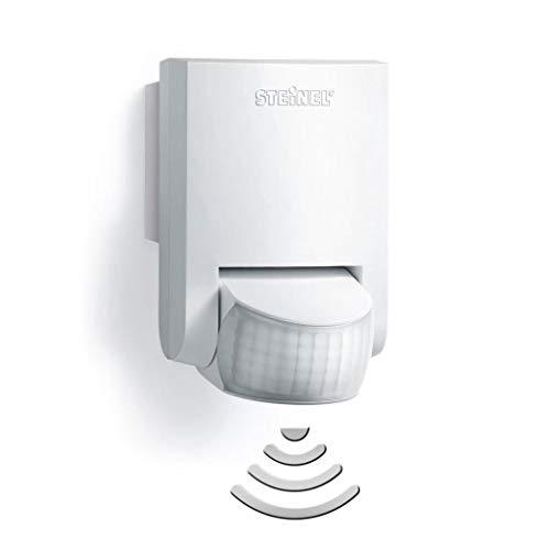 vidaXL Steinel Detector de Movimiento Infrarrojo IS 130-2 Blanco