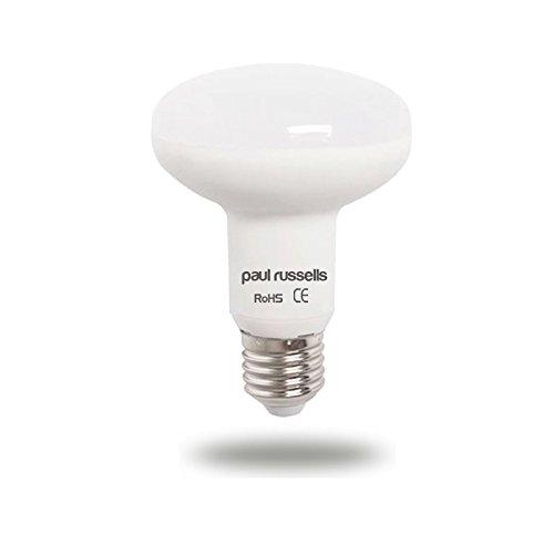 Paquete 3 bombillas LED reflectoras 9 W E27 ES rosca