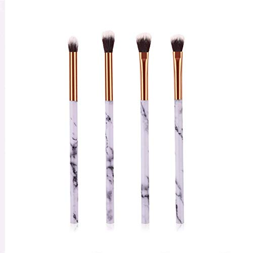 Pinceau de maquillage Women's Eyeshadow Brush Concealer Concealer Brush Tool 4pcs