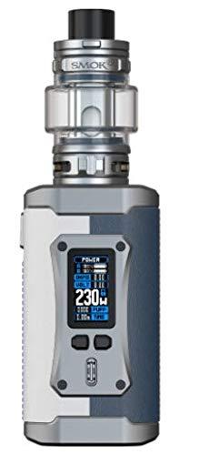 SMOK Morph 2 Kit con 7.5ML TFV18 Tank Smoktech 230W Morph 2 Mod 0.96'Pantalla de visualización Dispositivo de vape Malla de bobina Vaporizador de cigarrillo electrónico