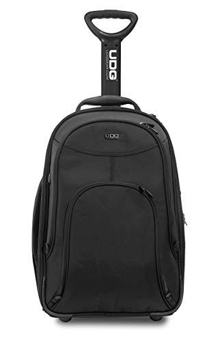 UDG Creator Wheeled Laptop Backpack Black 21
