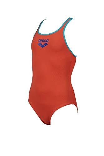 arena Mädchen Sport Badeanzug Biglogo