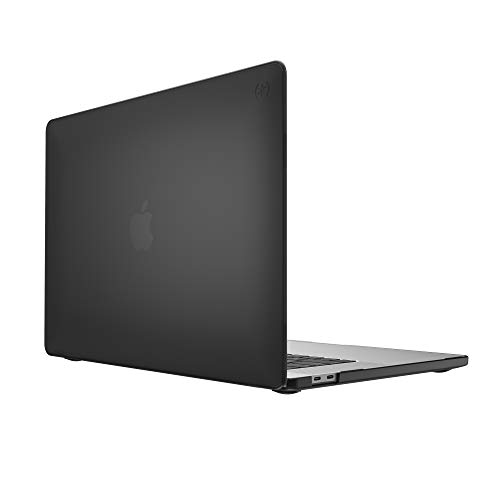 Speck Products SmartShell Case, Compatible with MacBook Pro 16-Inch, Onyx Black