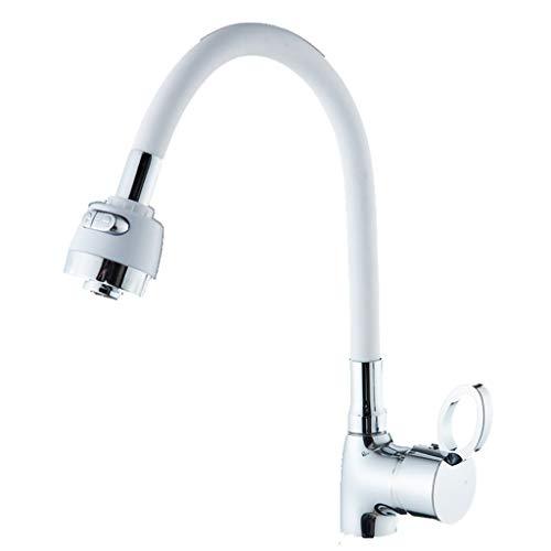 Inbouwbaar van 35 mm tot 40 mm, Spoelbak voor vaatwassers, Spoelbak voor Universeel warm en Koud Single-Hole Koper Vaatwasser, Single Hole