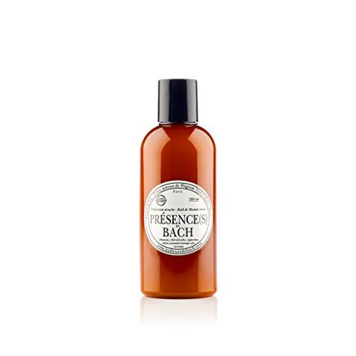 Elixirs & Co - Crème de Bain Douche aux Fleurs de Bach - Présence(s) - Détente - Parfum Frais et Fleuri - Votre Moment de Relax - Soins du Corps Naturels - 200ml