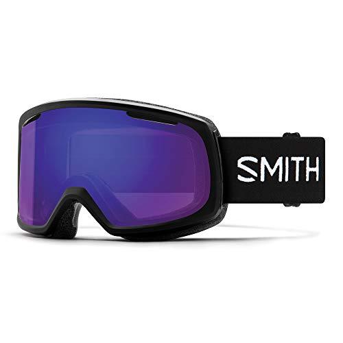 Smith Riot Skibril voor dames, zwart