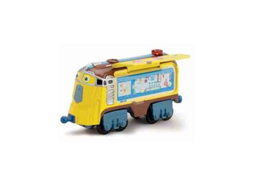 Chuggington Interactive Railway - La Locomotive Interactive Frostini (Langue varie selon Vendeur)