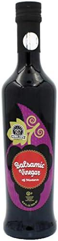Balsamic Vinegar of Modena Vinegar for Cooking Kosher For Passover 16 9oz Glass Bottle Single product image