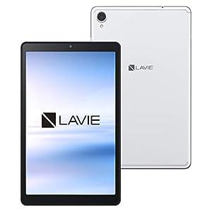 """NEC タブレット 8インチ LAVIE Tablet E (Android9.0/MediaTek Helio P22T/3GBメモリ/32GB/IPS液晶(WUXGA)/..."""""""
