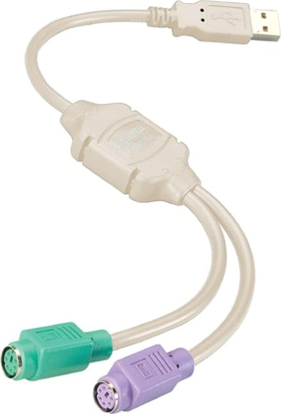 SANOXY USB to PS/2 Adapter