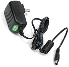 InstallerParts DC9V 500mA Power Supply AC -120/240V - 2.1mm Plug – Black