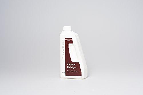 Parkett Reiniger - für wasserfest versiegelte Parkett- und Korkfußböden, 750 ml | Hardenberg Design