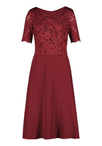 Vera Mont Damen 0113/4825 Kleid für besondere Anlässe, Ruby Red, 48