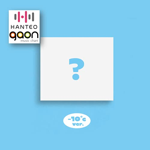 ONF - POP PING [-10°C ver.] (Pop-up Album) Album+BolsVos K-POP Webzine (9p), Decorative Stickers, Photocards