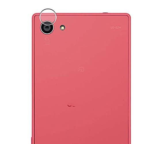 Vaxson 2 Unidades Protector de Lente de Cámara, compatible con Sony Xperia Z5 Compact SO-02H [No Vidrio Templado/Funda Case ] TPU Película Protectora