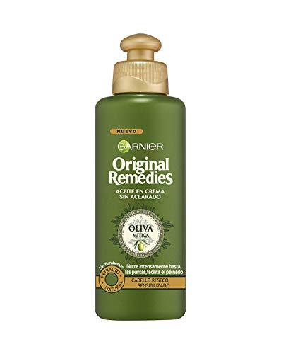 Garnier Original Remedies Oliva Mítica tratamiento capilar aceite en crema pelo seco - 200 ml