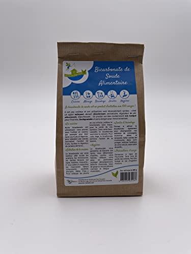 Bicarbonate de Soude Alimentaire, 500 gr