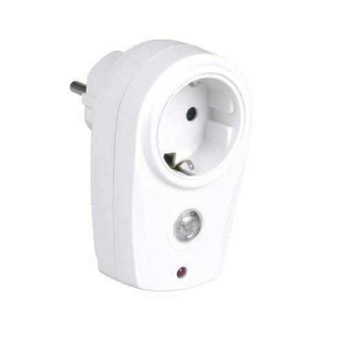 uniTEC 47536 - Adattatore con sensore crepuscolare