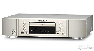 """CD, CD-R/RW, ingresso USB-A certificato """"Made for iPhone/iPod"""" Supporto di riproduzione di file WAV, MP3, AAC, WMA tramite ingresso USB-A. Alta qualità 192kHz/24bit D/A conversione (CS4398) e orologio di sistema accurato Circuiti HDAM-SA2 a bordo per..."""