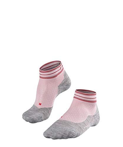 Falke RU4 Short Dots dames hardloopsokken - loopsokken met middelsterke bekleding -1 paar katoenmix, maat 35-42, verschillende Kleuren: