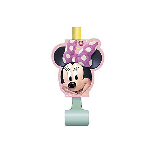Unique Disney Iconic Minnie Mouse Blowouts [8ct]