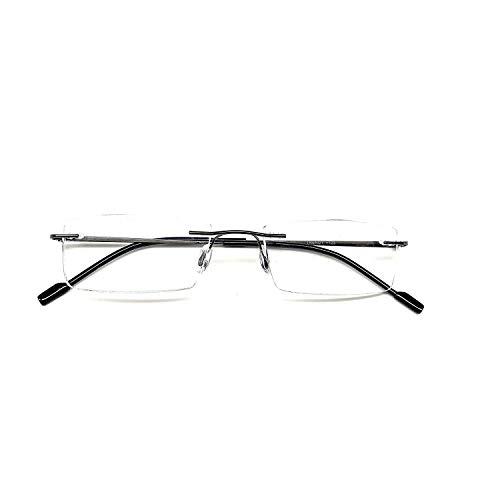 Opticalskart  Zero Power para protección ocular de ordenador, tableta y portátil con lentes antideslumbrantes de corte de rayos azules (tamaño de cara, mediano), color puede variar