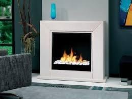 British Fire Fireplaces Quadro Suite bioethanol Fireplace BQUA5820BFP
