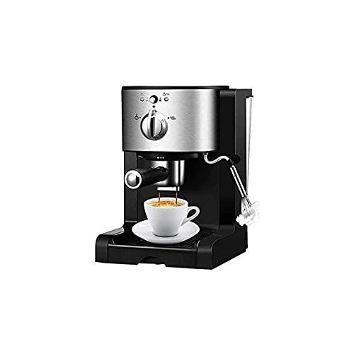 HMBB Espressomaskin hushåll halvautomatisk ånga mjölkskum Kaffe redskap kaffe Capsule Machine Hold Espressomaskin Halvautomatisk Kommersiell Steam
