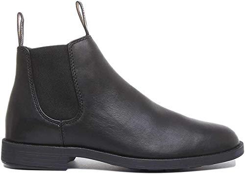 Blundstone Unisex-Erwachsene Dress Series Chelsea-Stiefel, Black, 42 EU