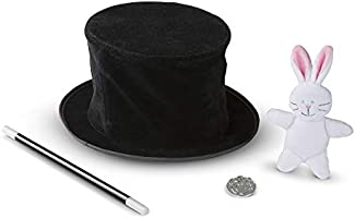 Melissa & Doug Magician's Pop-Up Hat with Tricks