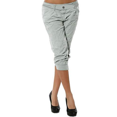 Jean Pantacourt Femme Ete Stretch Sexy Fitness Legging Pantacourt Femme Grande Taille Pas Cher Taille Elastique Pantalon Cargo Femme Taille Haute Beige Sweatpants Pantalon De Cyclisme Amincissant