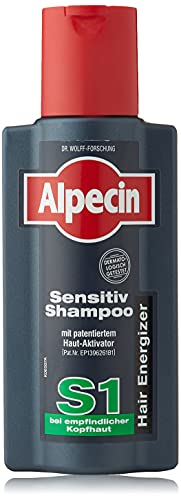 Alpecin Shampoo Sensitive S1 per 250ml capelli sensibili