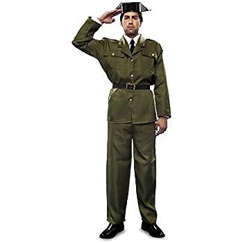 Disfraz de Guardia Civil para hombre talla M-L: Amazon.es ...