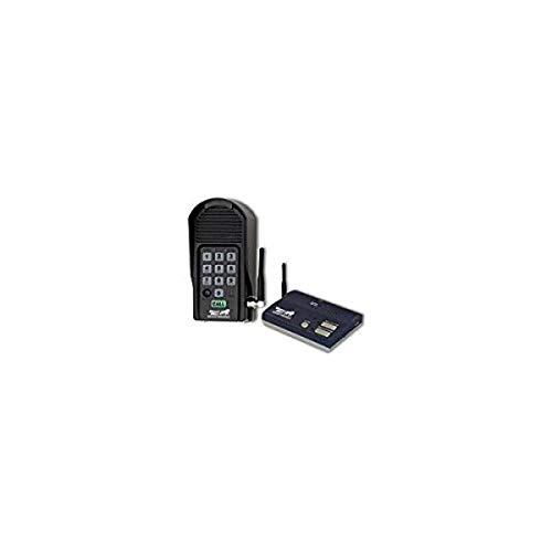 Mighty Mule MM136 Wireless Intercom System, Black