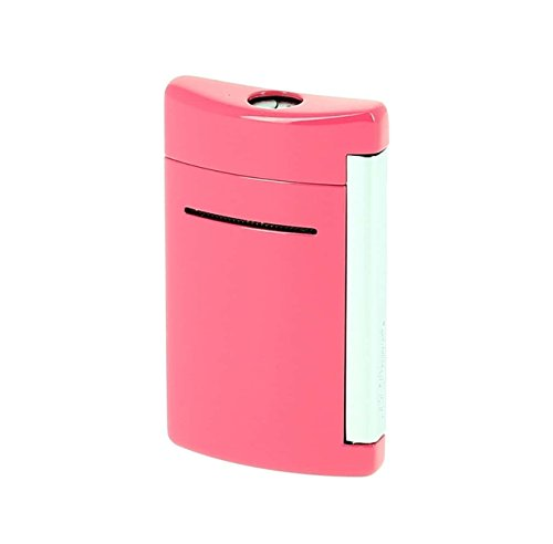 Buy St Dupont Minijet Pink Torch Flame Lighter