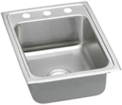 Elkay LRADQ1722650 Sink Stainless Steel