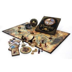 Sababa Pirateology Deluxe Board Game by Sababa Toys (English Manual)