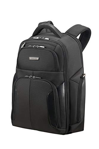 "SAMSONITE XBR - Laptop Backpack 15.6"" Zaino Casual, 48 cm, 22 liters, Nero (Black)"