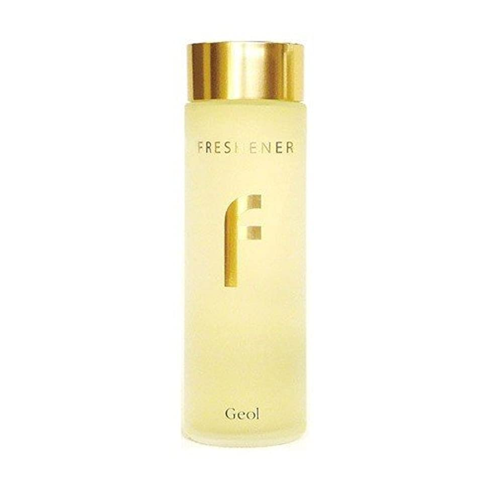 不器用珍味拮抗するゲオール フレッシュナー ふきとり化粧水
