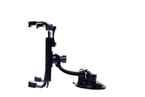 Adecuado para iPad mini coche rack soporte de coche iPad 2 tableta soporte de coche soporte de ventosa de coche