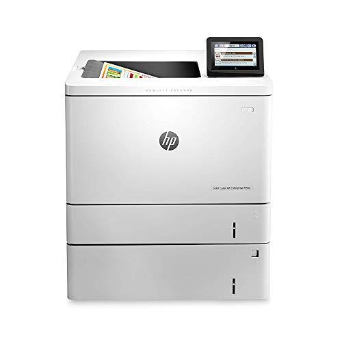 HP LaserJet Enterprise M553x Color Printer, (B5L26A) , White , Standard