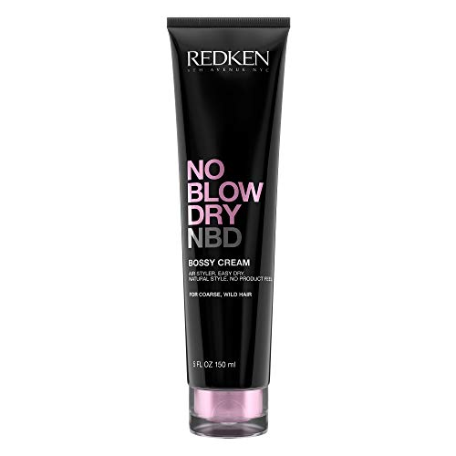 Redken No Blow Dry Bossy Cream, 150 ml